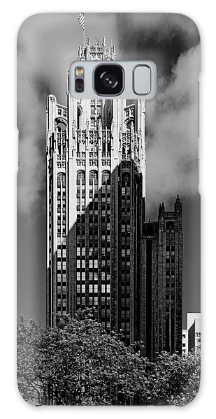 Tribune Tower 435 North Michigan Avenue Chicago Galaxy Case