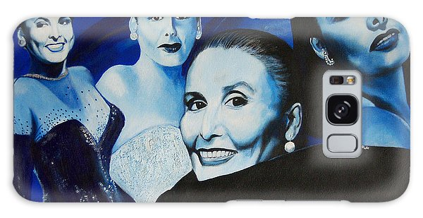 Tribute To Lena Horne Galaxy Case