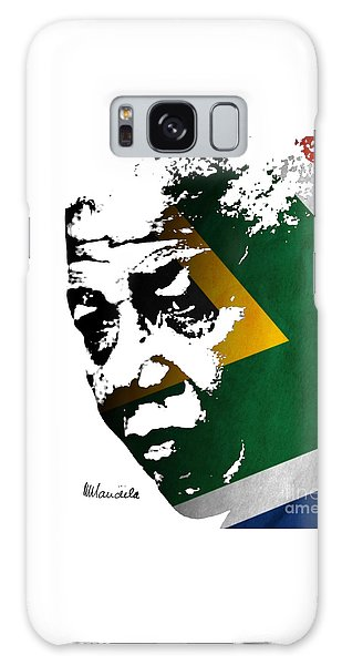 tribute to Nelson Mandela Galaxy Case