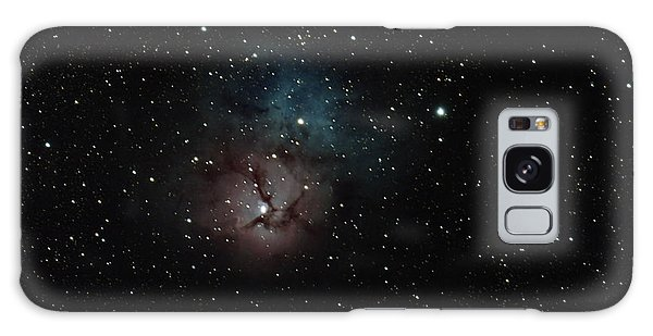 Trifid Nebula Galaxy Case