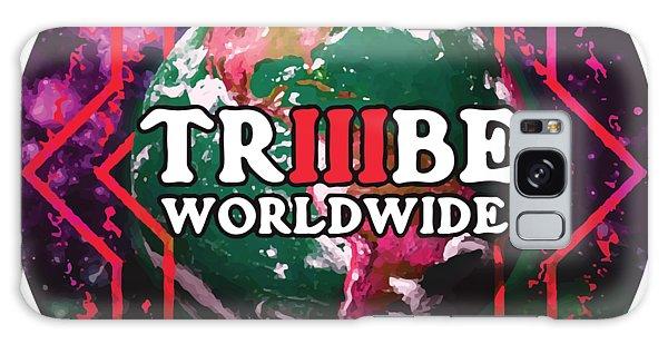 Triiibe Worldwide By Lorcan Galaxy Case