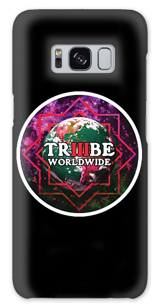 Triiibe Worldwide By Lorcan Galaxy Case