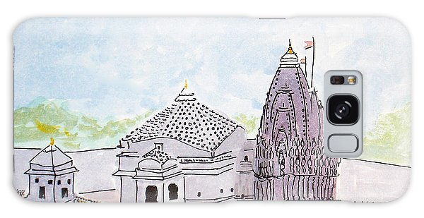 Trimbakeshwar Jyotirlinga Galaxy Case