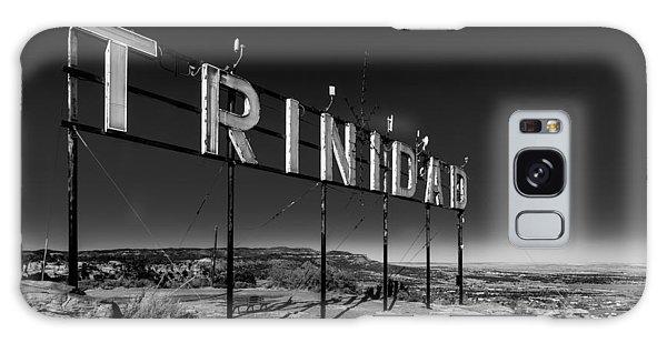 Trinidad Colorado Sign Simpsons Rest Galaxy Case