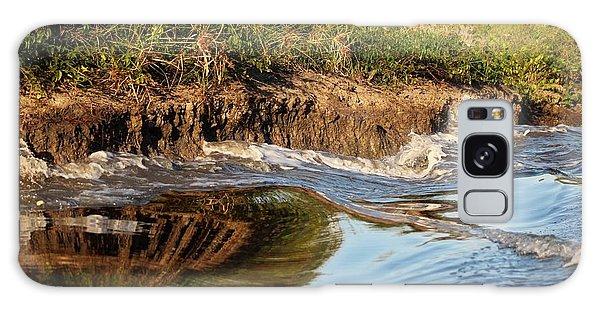 Trinidad Water Reflection Galaxy Case