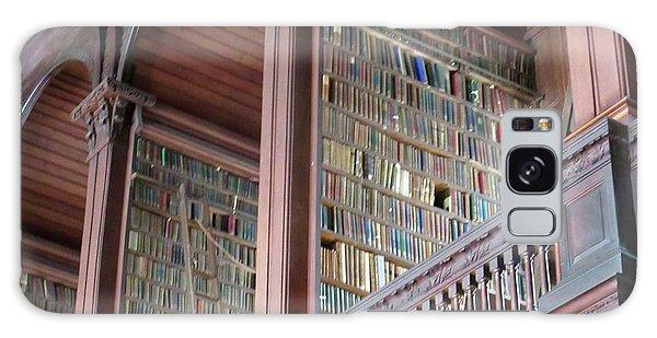Trinity College Library Galaxy Case
