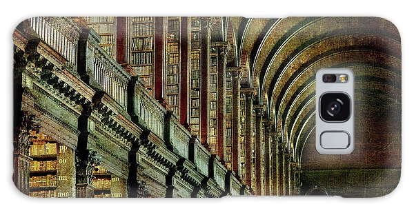 Trinity College Library Galaxy Case