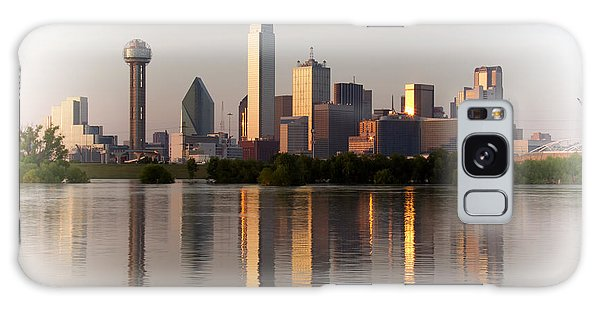 Trinity River Dallas 4 Galaxy Case