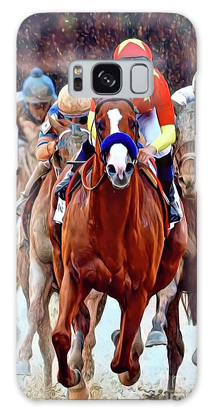 Triple Crown Winner Justify Galaxy Case