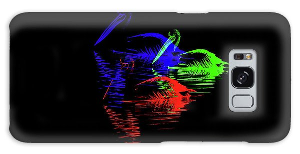 Colours Galaxy Case - Tripolar by Az Jackson
