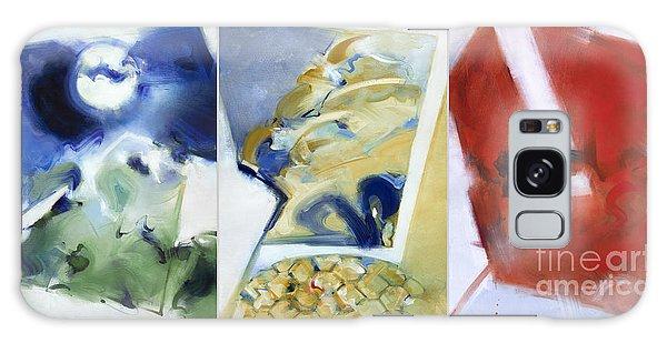 Triptych - The Keys Of Life Galaxy Case