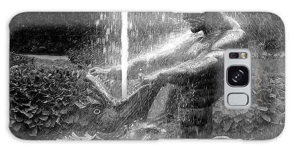 Triton Fountain Galaxy Case by Alex Galkin