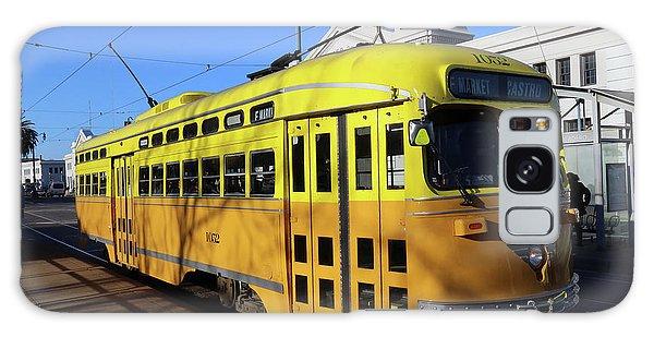 Trolley Number 1052 Galaxy Case