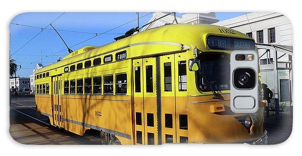Trolley Number 1052 Galaxy Case by Steven Spak