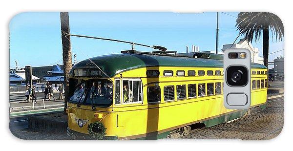 Trolley Number 1071 Galaxy Case