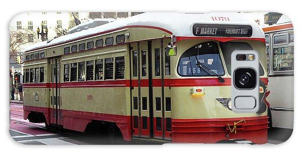 Trolley Number 1079 Galaxy Case