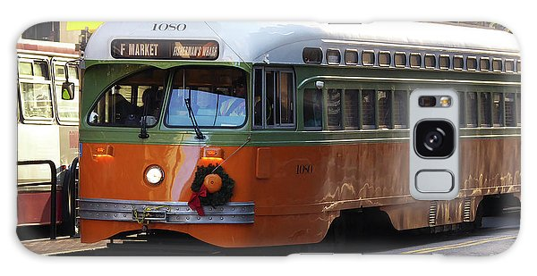 Trolley Number 1080 Galaxy Case