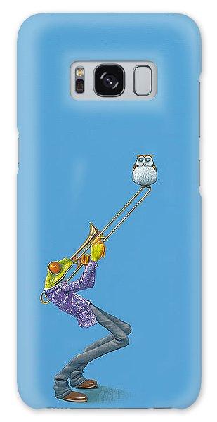 Trombone Galaxy Case - Trombone by Jasper Oostland