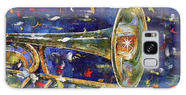 Trombone Galaxy S8 Case - Trombone by Michael Creese