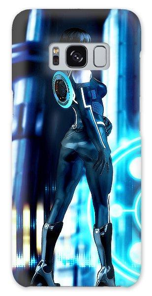 Tron Quorra Galaxy Case
