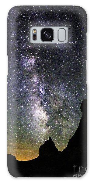 Trona Pinnacles Milky Way Galaxy Case