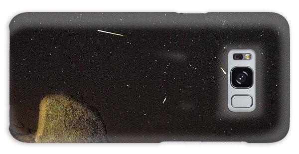 Trona Pinnacles Perseids Meteor Shower Galaxy Case