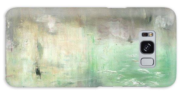 Tropic Waters Galaxy Case by Michal Mitak Mahgerefteh