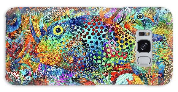 Tropical Beach Art - Under The Sea - Sharon Cummings Galaxy S8 Case