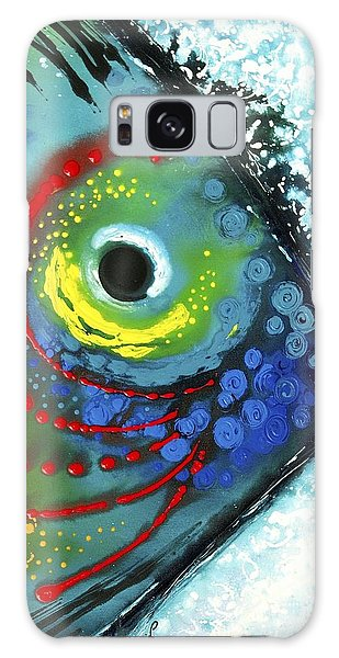 Tropical Fish Galaxy Case