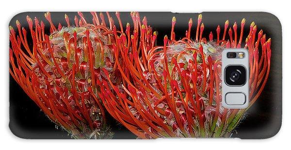 Tropical Flower Galaxy Case