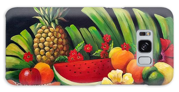 Tropical Fruit Galaxy Case