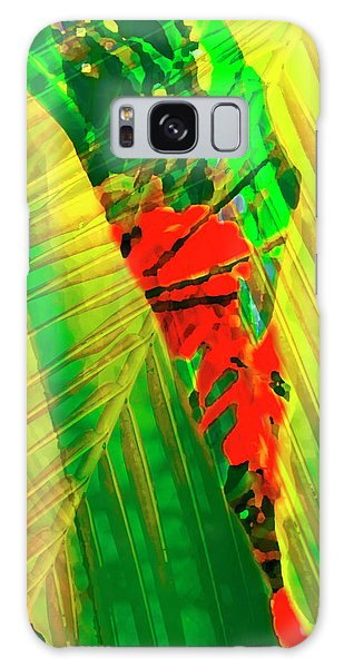 Tropical Fusion Galaxy Case by Stephen Anderson