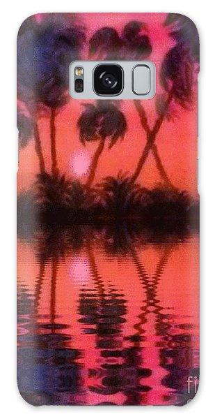 Tropical Heat Wave Galaxy Case