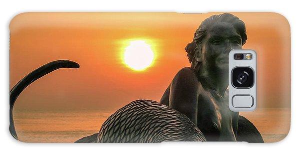 Tropical Mermaid Galaxy Case