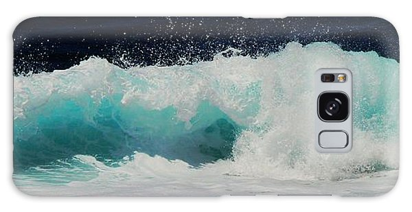 Tropical Ocean Surf Galaxy Case