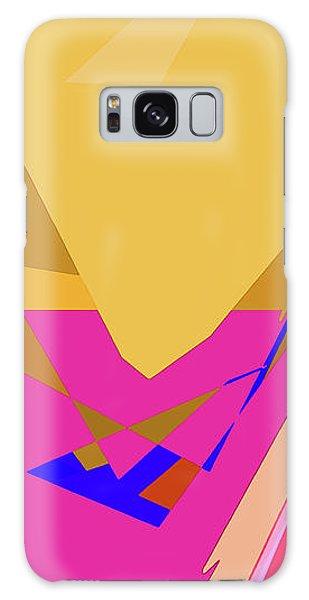 Tropical Ravine Galaxy Case