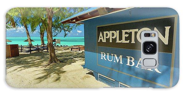 Tropical Rum Bar Galaxy Case