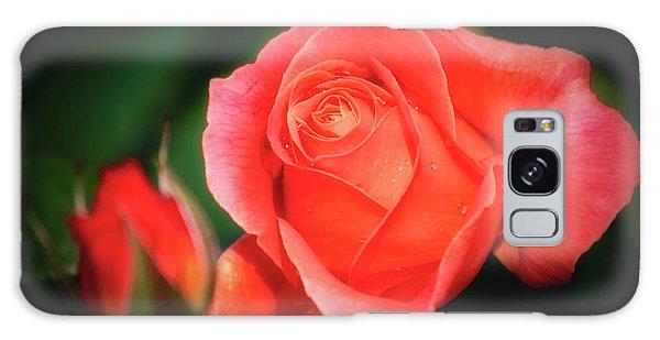 Tropicana Rose Galaxy Case
