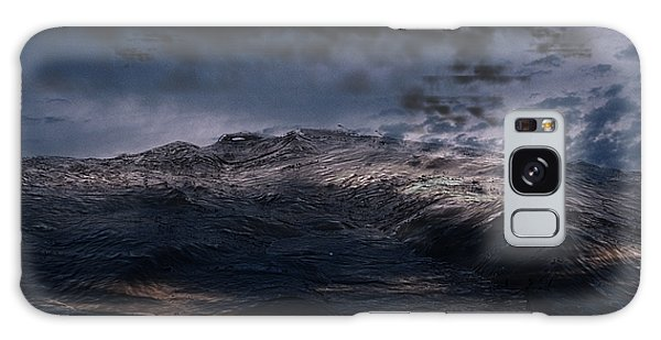 Troubled Waters Galaxy Case