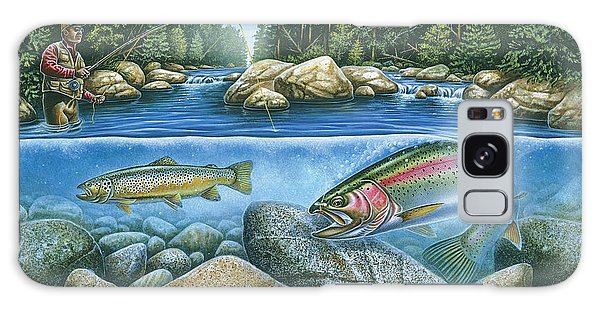 Trout View Galaxy Case