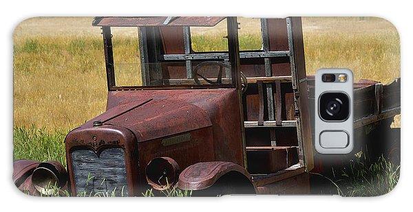 Truck Long Gone Galaxy Case by Kae Cheatham