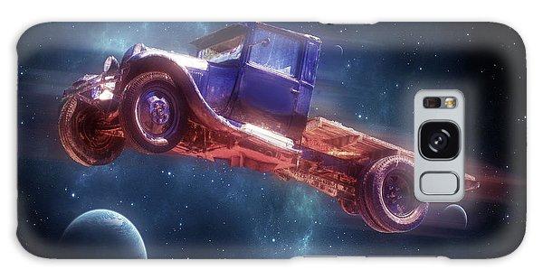 Truck Trek Galaxy Case