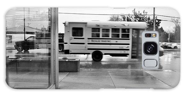 Truckin' In The Rain Galaxy Case