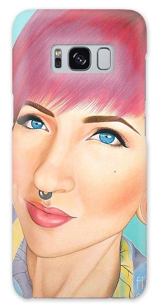 True Beauty - Jerica Wentzell Galaxy Case