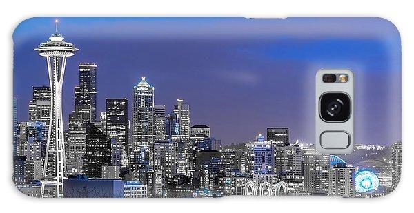True To The Blue In Seattle Galaxy Case