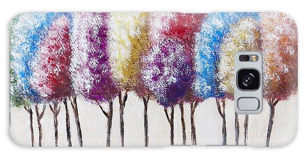 Truffula Forest Galaxy Case