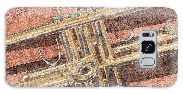 Trumpet Galaxy Case by Ken Powers