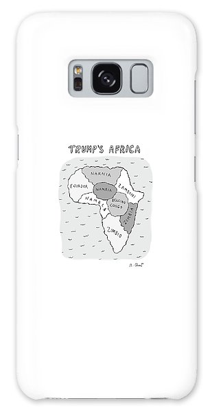 Trumps Africa Galaxy Case