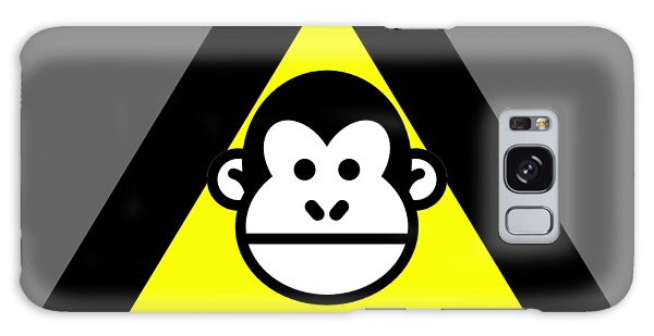 Trunk Monkey Galaxy Case