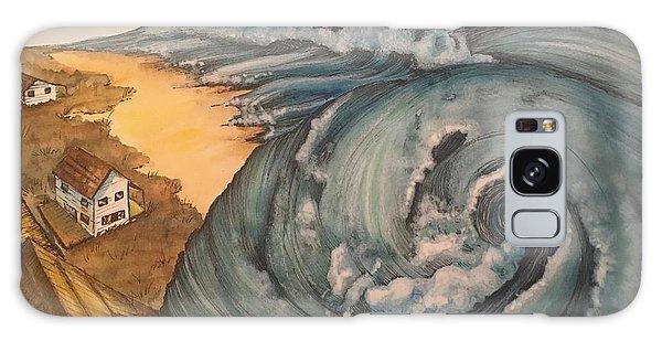 Tsunami  Galaxy Case